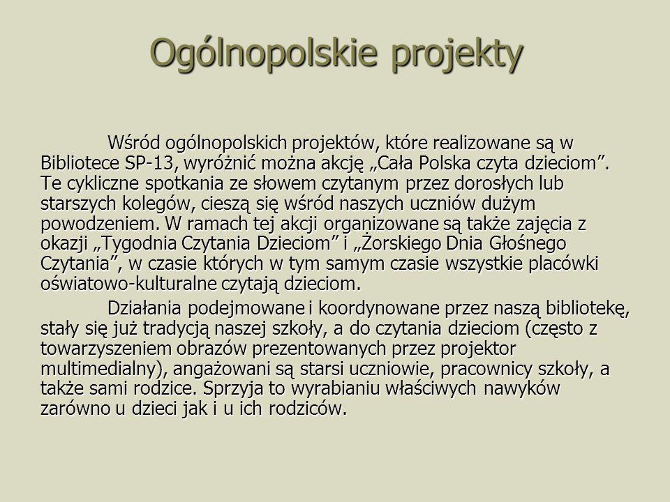 Ogólnopolskie projekty