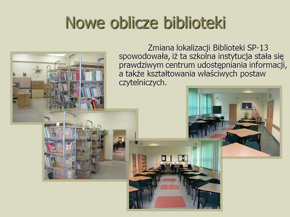 Nowe oblicze biblioteki