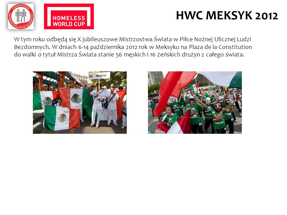 HWC MEKSYK 2012