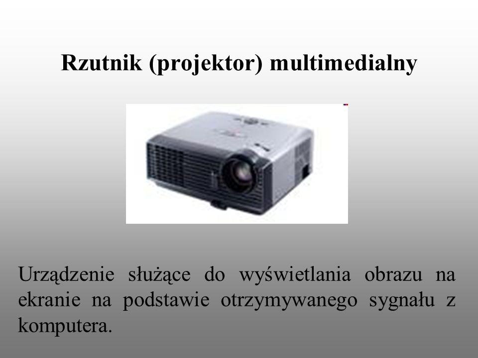 Rzutnik (projektor) multimedialny