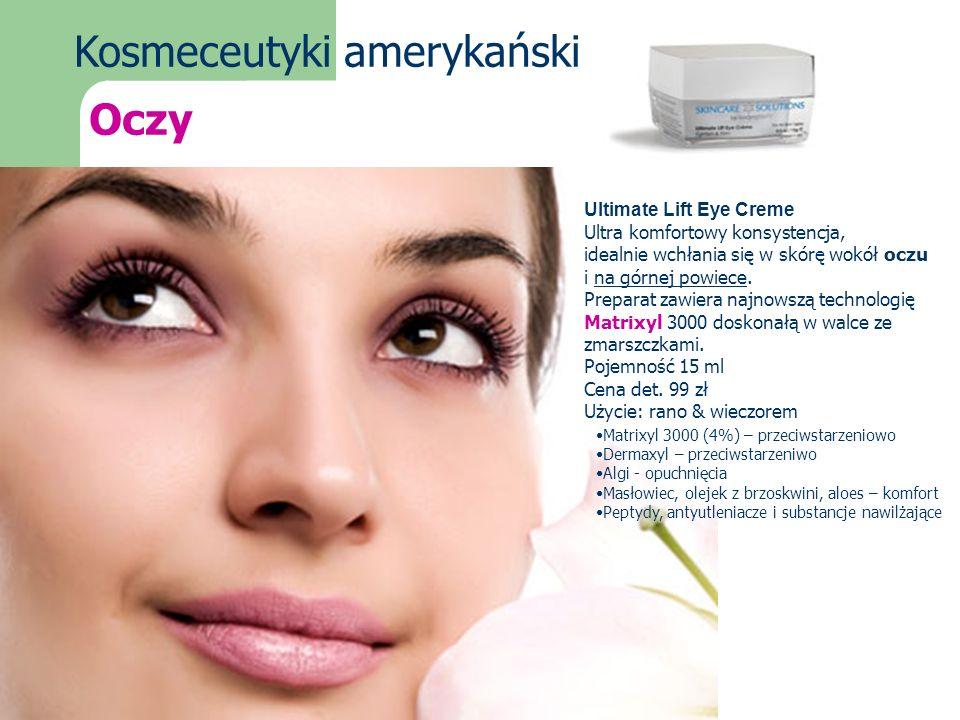 Kosmeceutyki amerykańskie