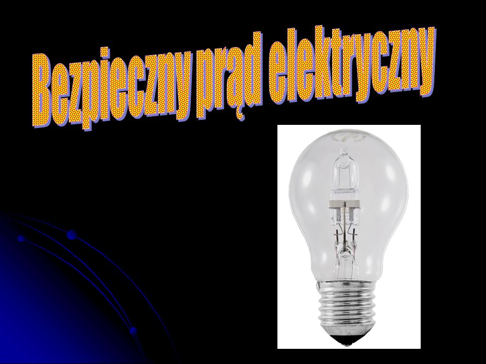 Bezpieczny prąd elektryczny