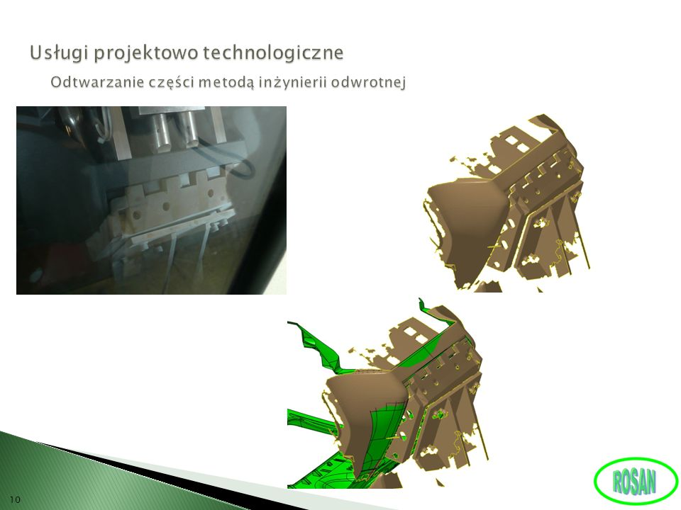 Usługi projektowo technologiczne
