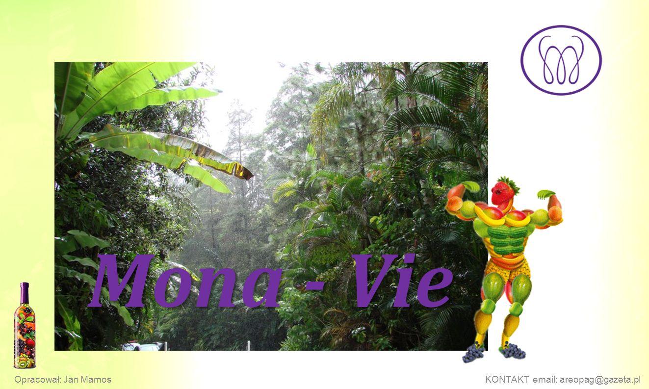 Mona - Vie Opracował: Jan Mamos