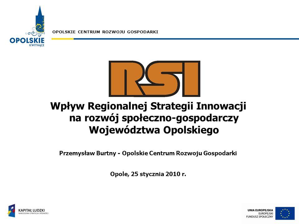 Przemysław Burtny - Opolskie Centrum Rozwoju Gospodarki
