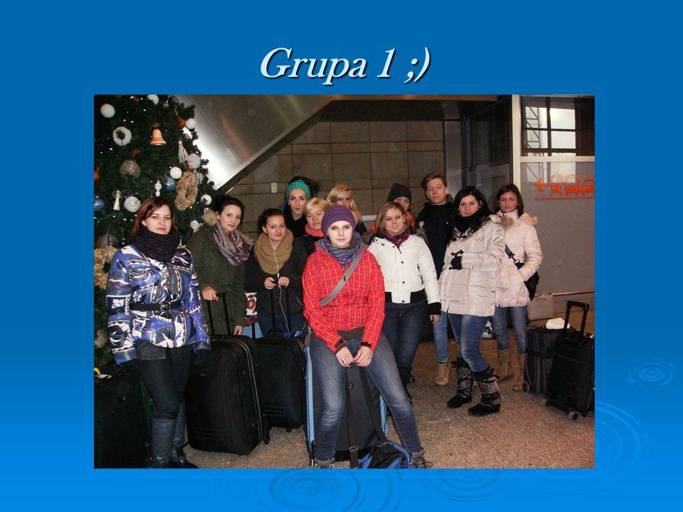 Grupa 1 ;)