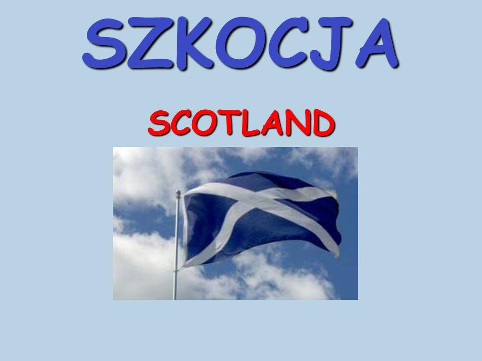SZKOCJA SCOTLAND