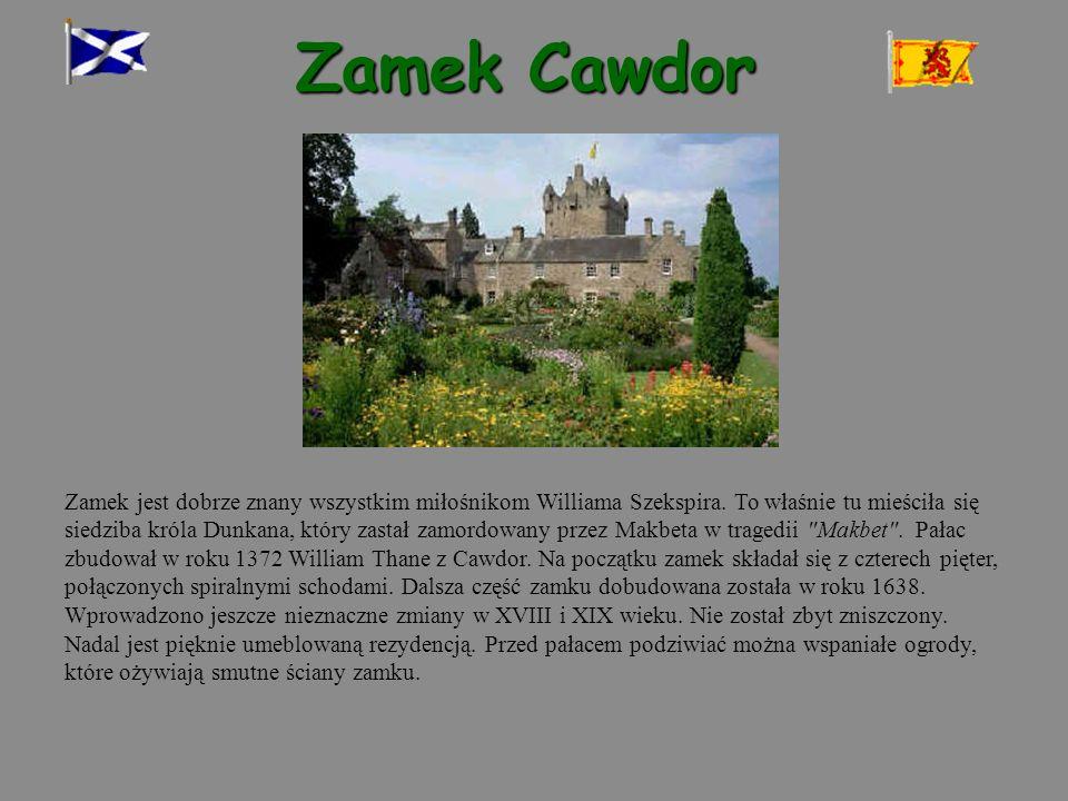 Zamek Cawdor