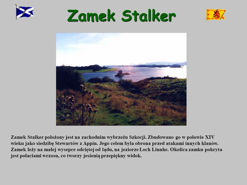 Zamek Stalker