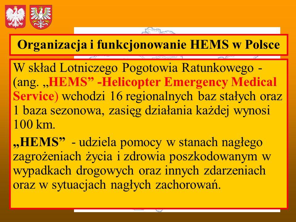 Organizacja i funkcjonowanie HEMS w Polsce