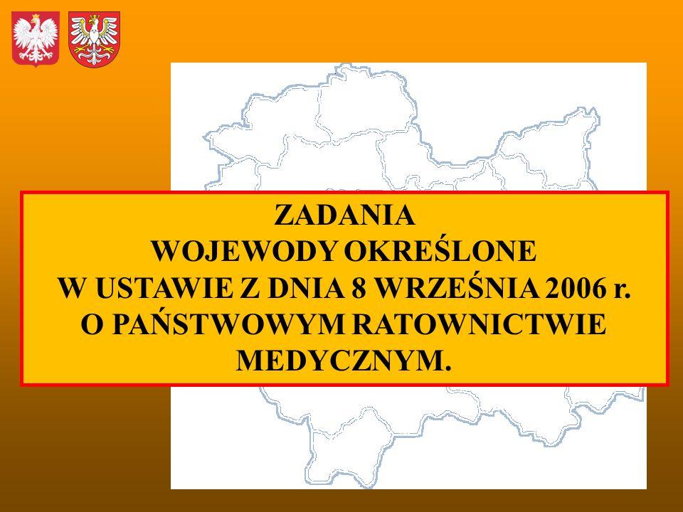 W USTAWIE Z DNIA 8 WRZEŚNIA 2006 r.