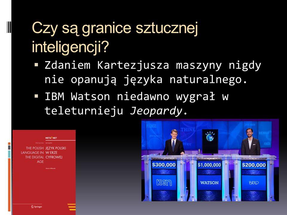 Czy są granice sztucznej inteligencji