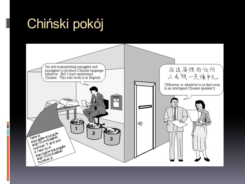 Chiński pokój