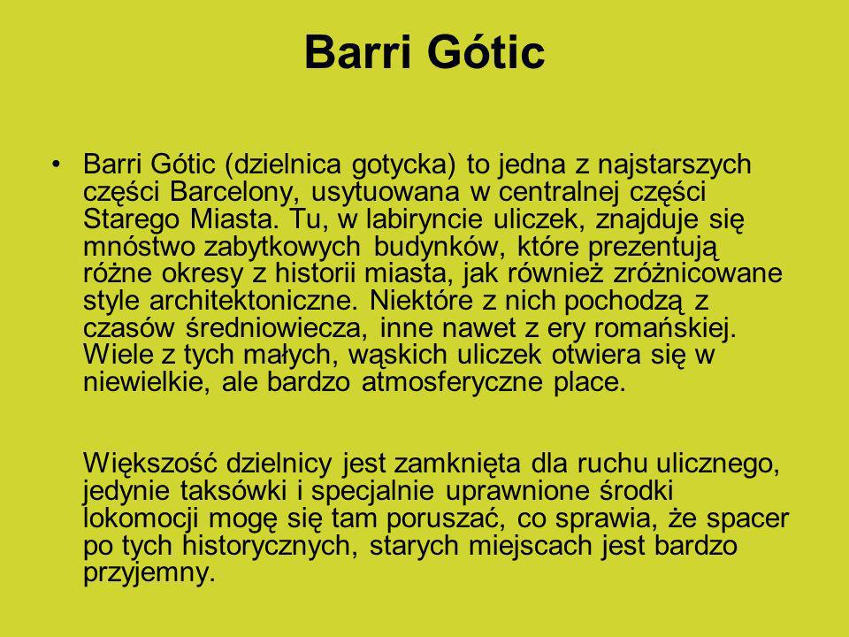 Barri Gótic