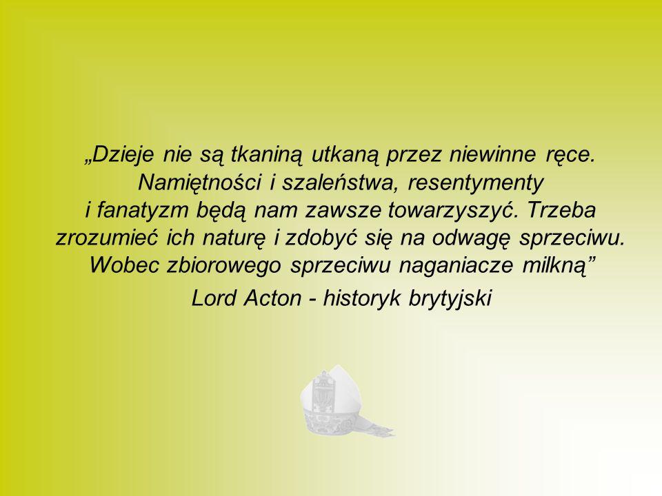 Lord Acton - historyk brytyjski