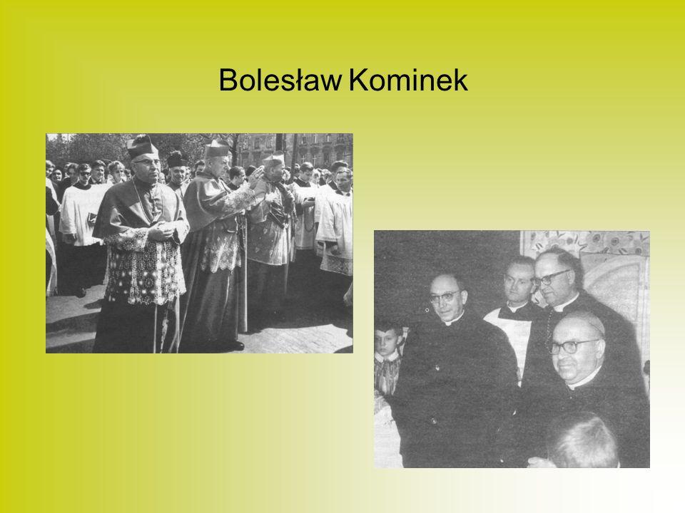 Bolesław Kominek