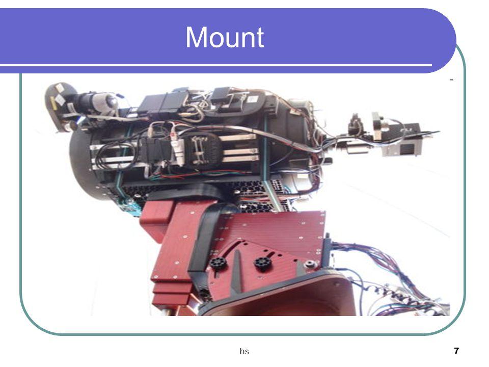 Mount hs