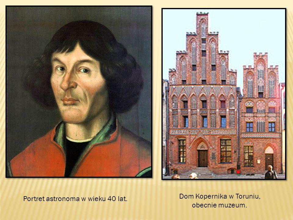 Dom Kopernika w Toruniu,