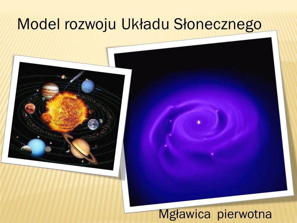 Model rozwoju Układu Słonecznego