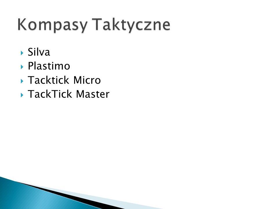 Kompasy Taktyczne Silva Plastimo Tacktick Micro TackTick Master