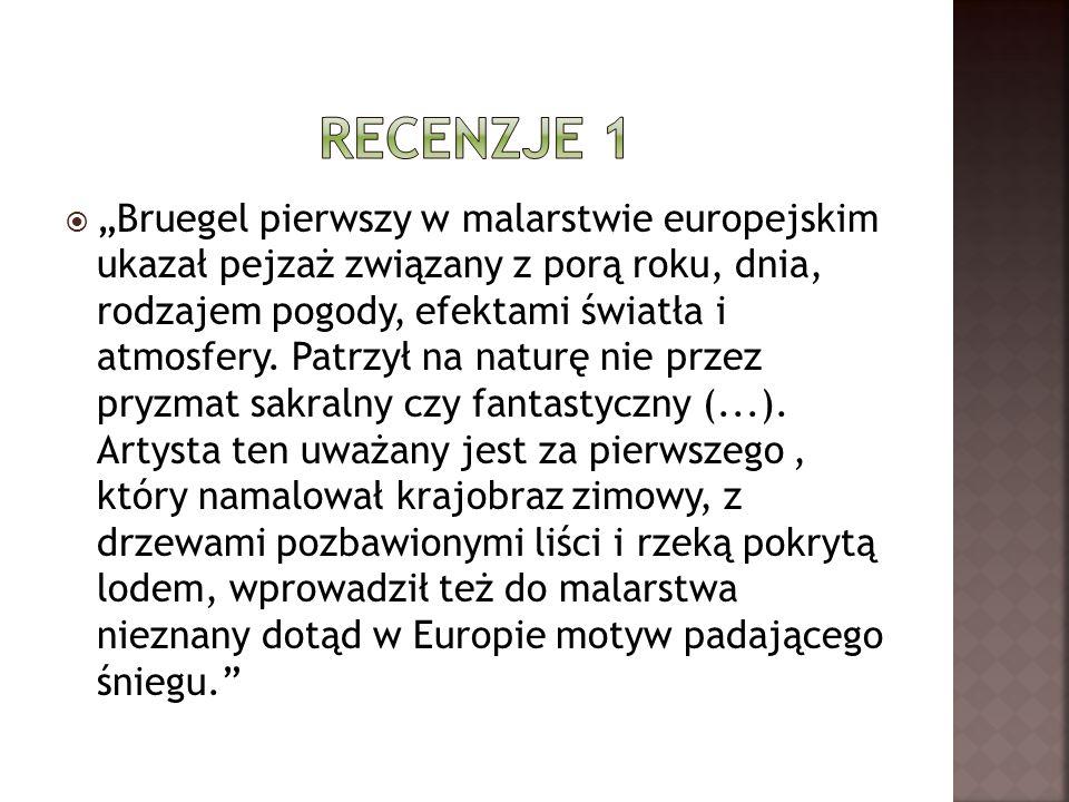 Recenzje 1