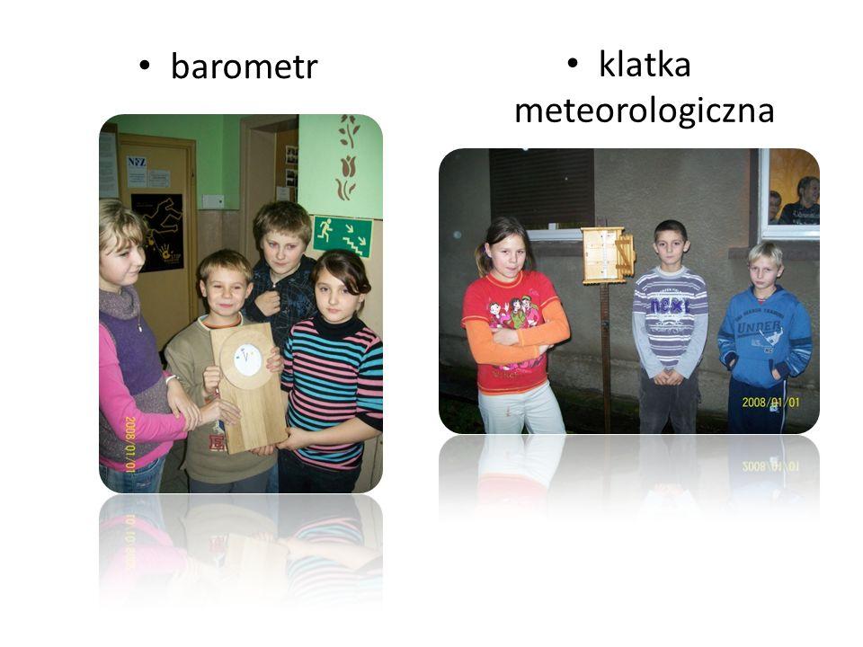 klatka meteorologiczna