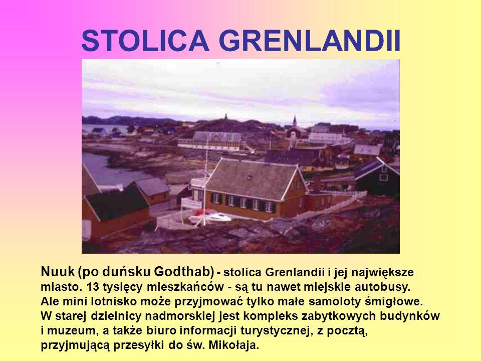 STOLICA GRENLANDII