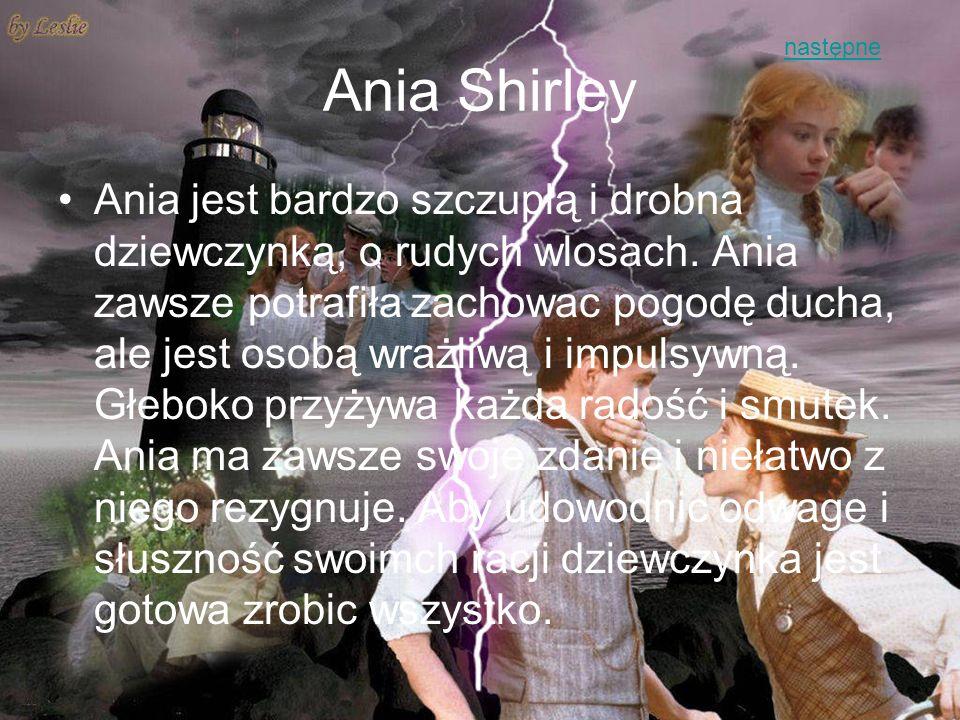 Ania Shirleynastępne.