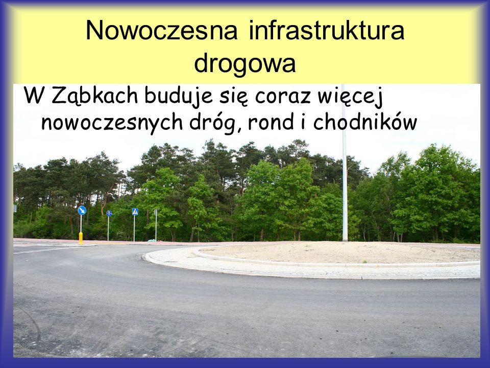 Nowoczesna infrastruktura drogowa