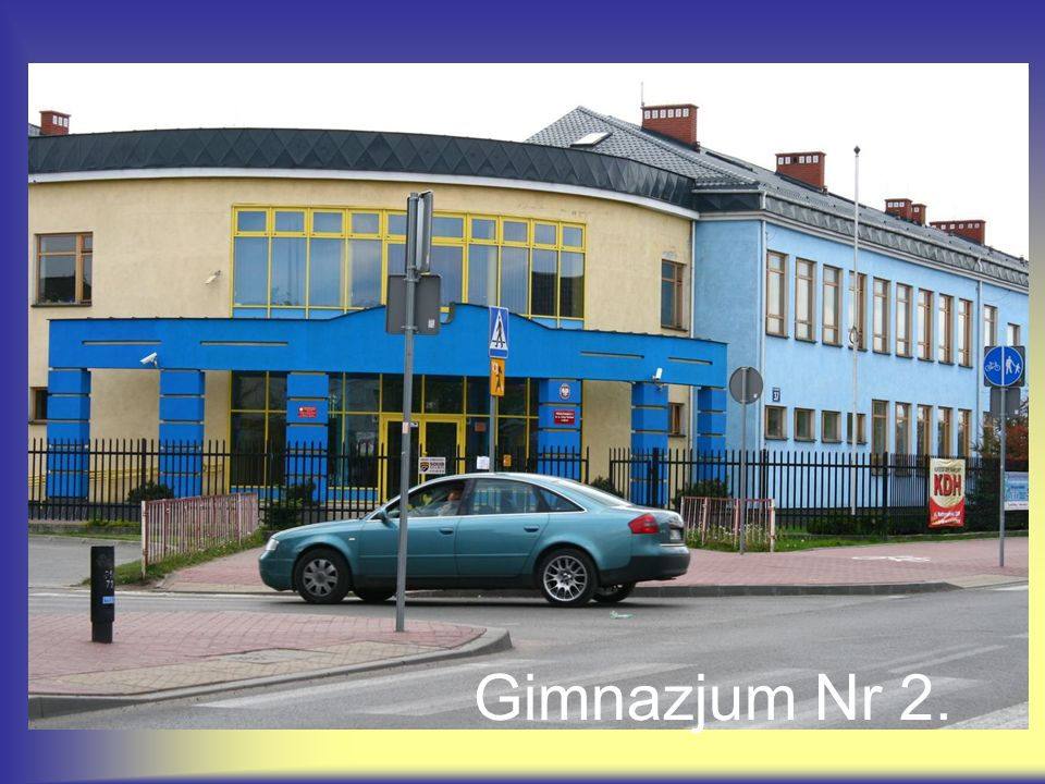 Gimnazjum Nr 2.
