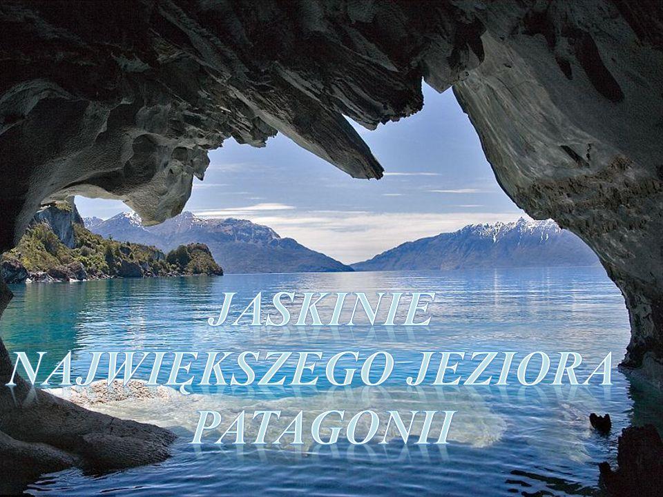 JASKINIE NAJWIĘKSZEGO JEZIORA PATAGONII