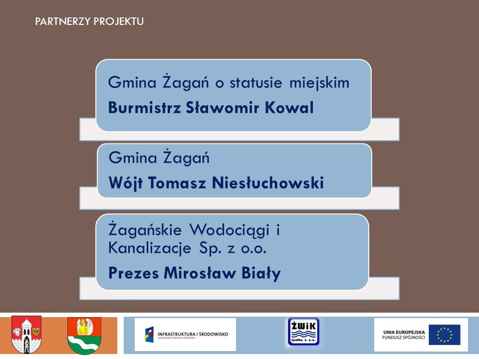 Gmina Żagań o statusie miejskim