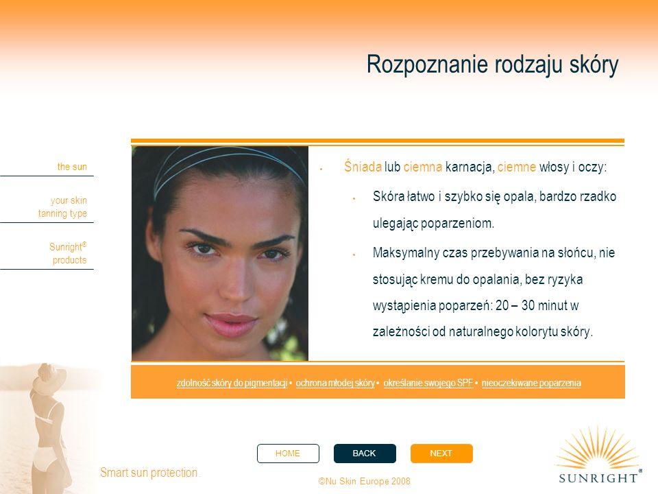 Rozpoznanie rodzaju skóry