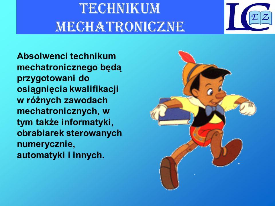 TECHNIKUM MECHATRONICZNE