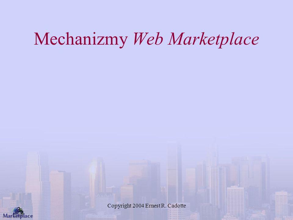 Mechanizmy Web Marketplace