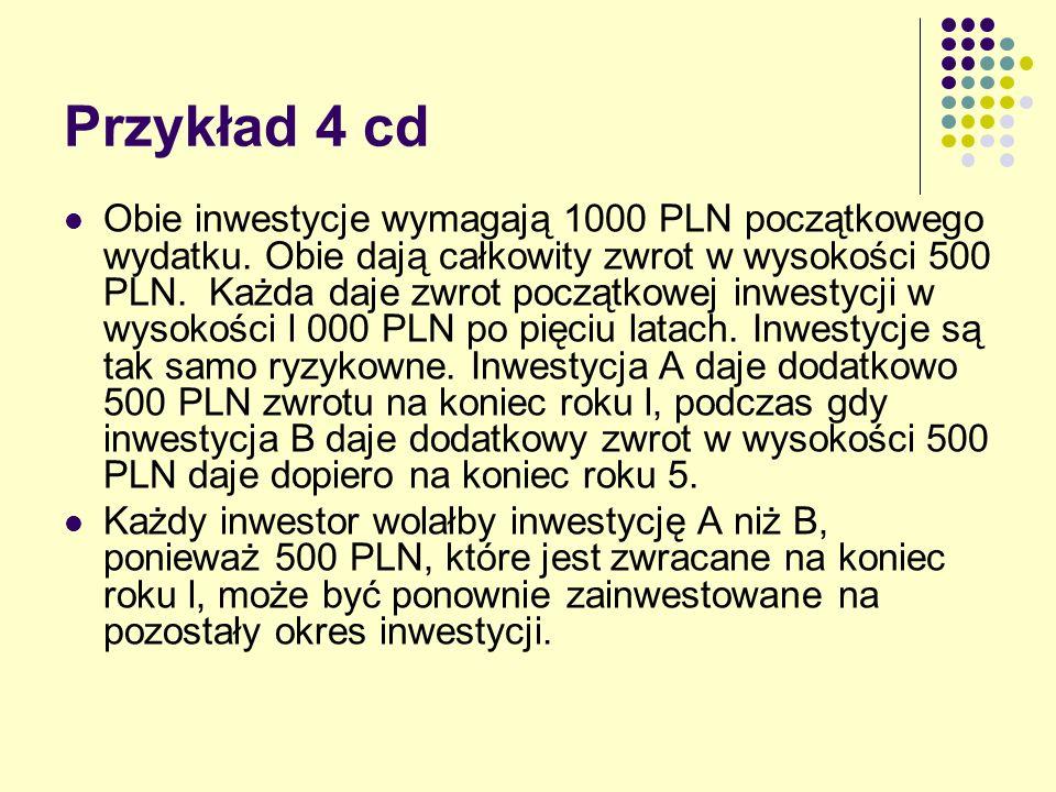 Przykład 4 cd