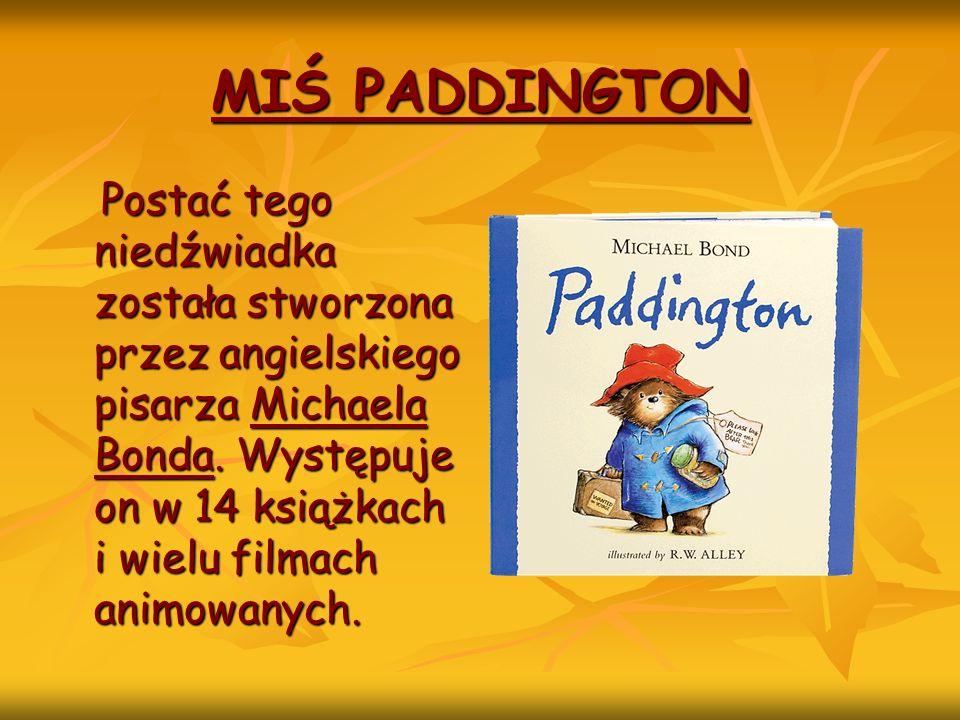 MIŚ PADDINGTON