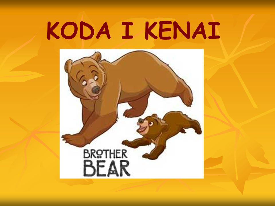 KODA I KENAI