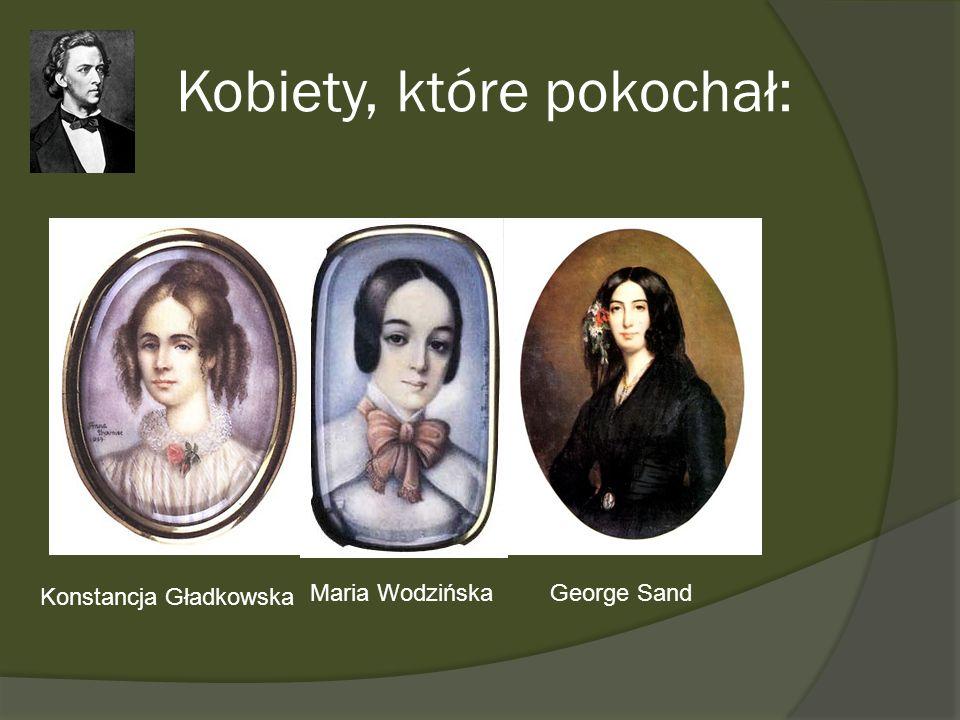 Kobiety, które pokochał: