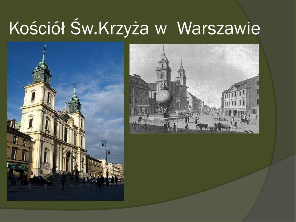 Kościół Św.Krzyża w Warszawie