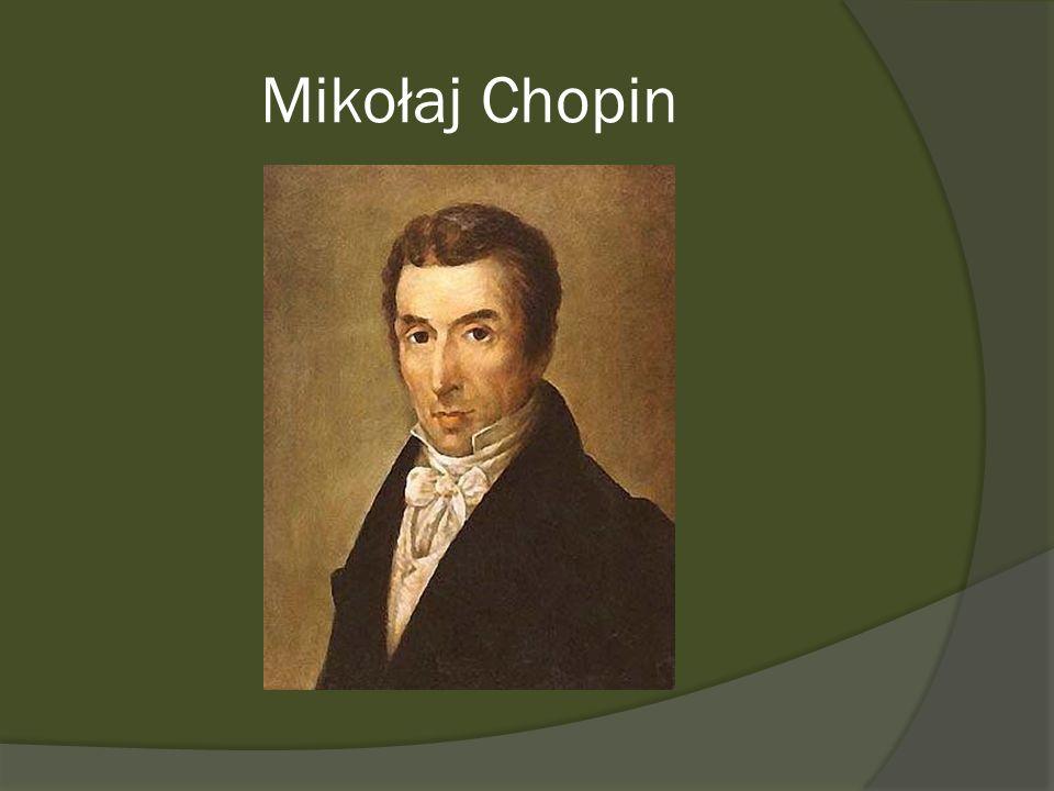 Mikołaj Chopin