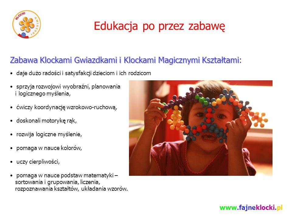 Edukacja po przez zabawę