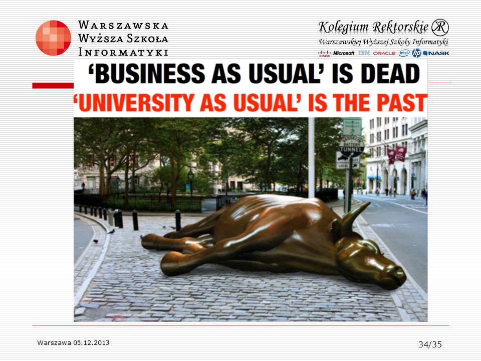 Warszawa 05.12.2013 34/35