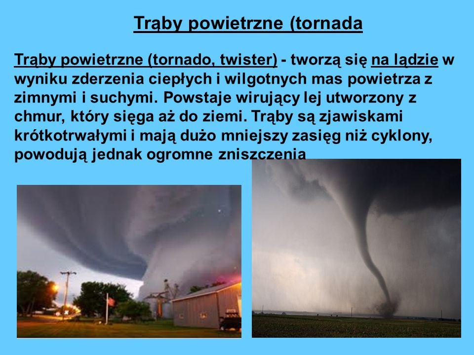 Trąby powietrzne (tornada