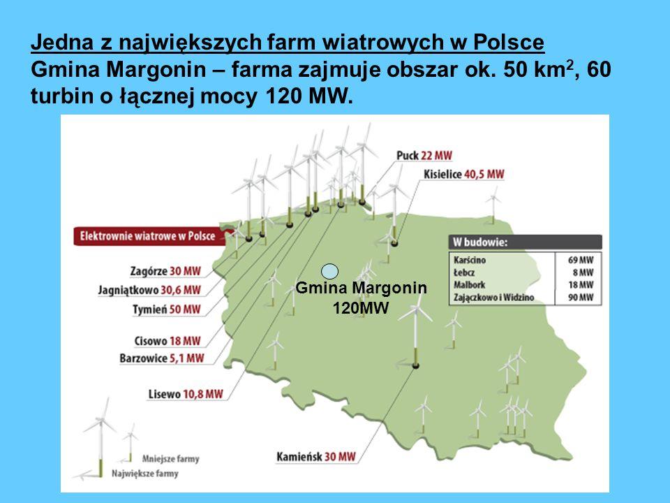 Jedna z największych farm wiatrowych w Polsce