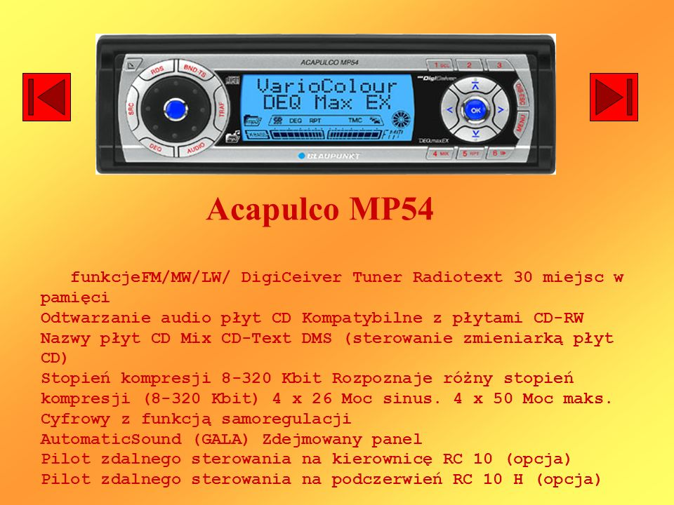 Acapulco MP54