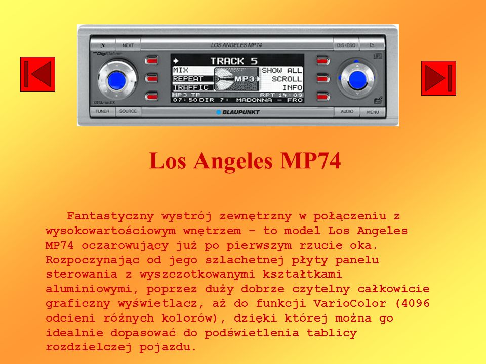 Los Angeles MP74