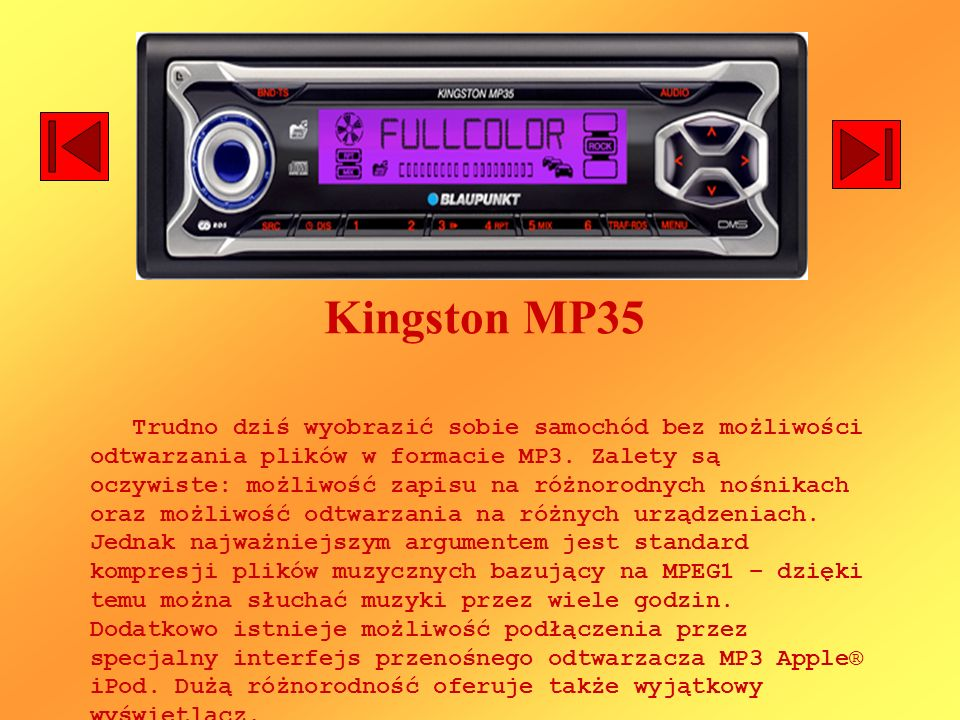 Kingston MP35