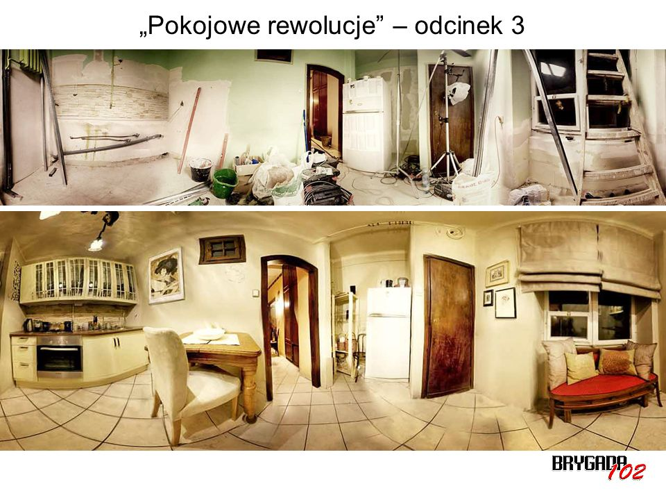 """""""Pokojowe rewolucje – odcinek 3"""