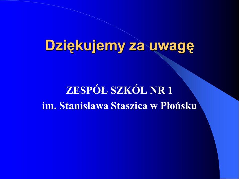 im. Stanisława Staszica w Płońsku